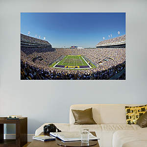 LSU Tigers - Tiger Stadium Mural Fathead Wall Decal